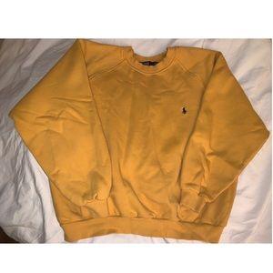 Vintage Polo Ralph Lauren crew-neck sweatshirt - S